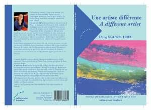 Couverture livre Une artiste différente définitive